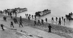 D-Day invation 1944 Normandy