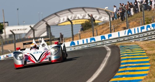 Harry Tincknell's first time at Le Mans