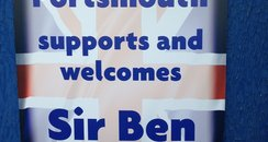 Ben Ainslie poster