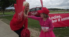 Heart Angels Newbury Race for Life - Cheerzone
