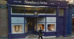 Hamilton & Inches Edinburgh