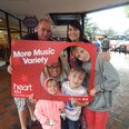 Heart Angels Visit Cheshire Oaks