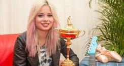 Nina Nesbitt Ryder Cup Gala