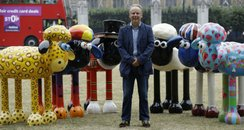 Giant Shaun The Sheep sculptures come to London