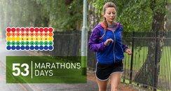 53 marathons amy hughes