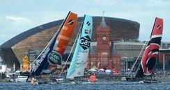 Extreme Sailing Cardiff Festival