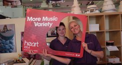Heart Angels: Rochdale And Oldham Work Place Visit