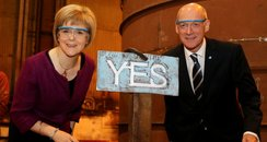 Nicola Sturgeon & John Swinney