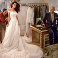 Amal Alamuddin's Wedding Dress