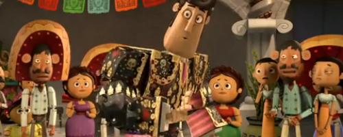 The Book Of Life Screenshot