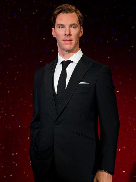 Benedict Cumberbatch waxwork