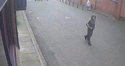 CCTV - Summerston assault Glasgow