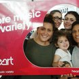 Heart Angels at the launch of Genuine Cakes
