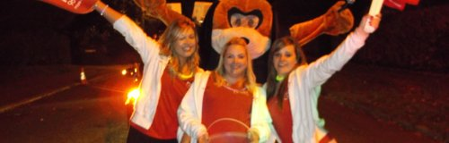 Heart Angels: Warminster Carnival (27th October)