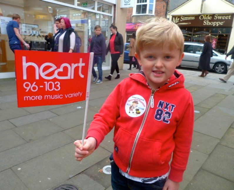 Bishop's Stortford Treasure Hunt (25 October 2014)