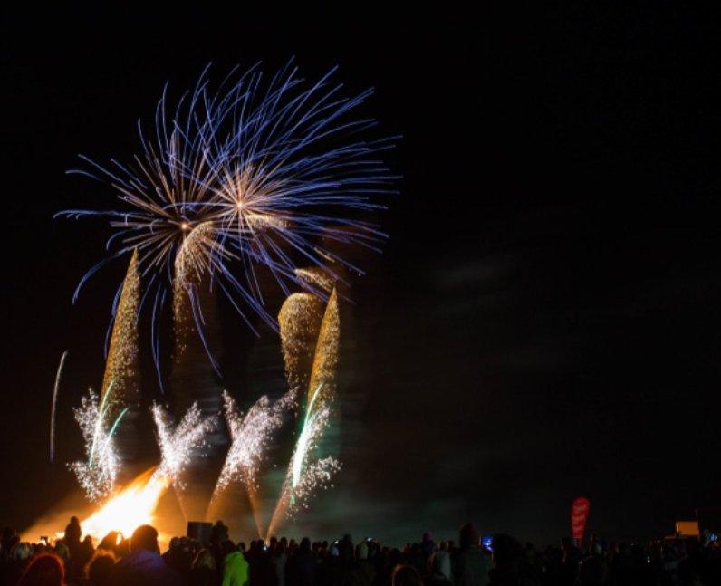 Skylark Firework Spectacular