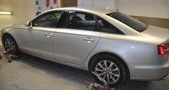 Yarm robbery car