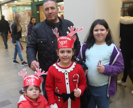 Heart Angels: Regents Arcade Light Switch On (Satu