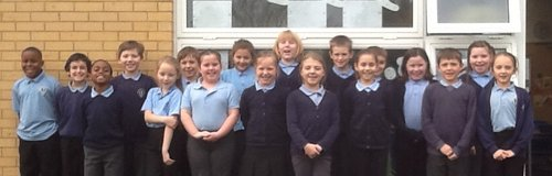 Year 5 Brockswood Primary School