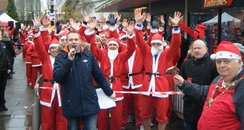St Albans Jingle Bell Jog 2014