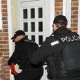 Hants drugs raid 1