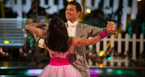 Mark Wright Ballroom dancing strictly come dancing