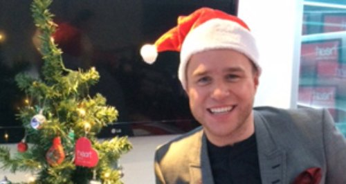 Olly Murs at Christmas