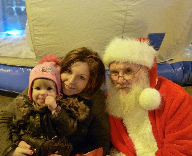 Snow Globe Freeport Braintree Part Five (December