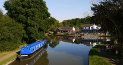 Canals - Foxton Locks