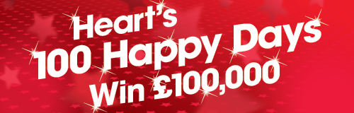 Heart's 100 Happy Days 2015 Temporary Assets