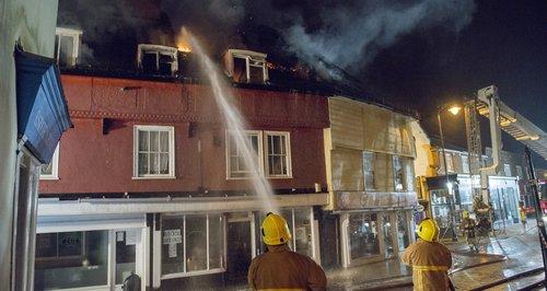 Braintree flat fire