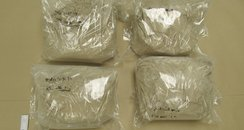 HEROIN FOUND MANCHESTER AIRPORT