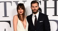 Jamie Dorman and Dakota Johnson 50 Shades Of Grey