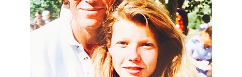 Gwyneth and Bruce Paltrow