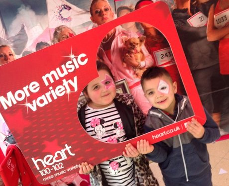Heart Angels: Race For Life At The BRIDGES
