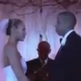 Beyonce & Jay Z's wedding