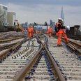 Network Rail Easter work at London Bridge