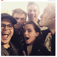 Beauty and The Beast Cast, Instagram