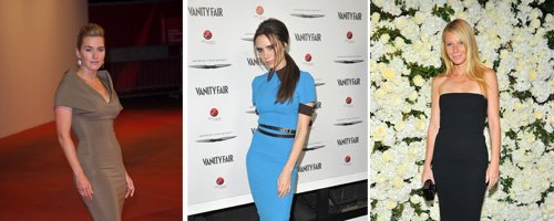 Victoria Beckham and her dresses CANVAS