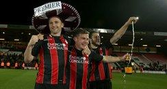 AFC Bournemouth Cherries Premier League promotion
