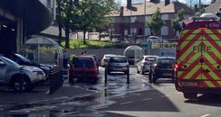 CHEMICAL LEAK SHEFFIELD