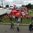 Day Three At The South Of England Show