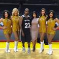 Kanye West basketball