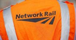 Network Rail worker injured