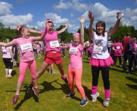 Race For Life Horsham