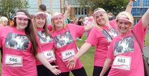 Heart Angels: Folkestone Race For Life - Pre-Race