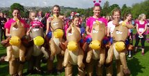 Heart Angels: Race for Life Bath 14th June 2015