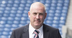 Mark Warburton Rangers manager