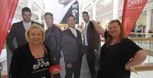 Boyzone with Heart at Merry Hill!