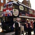 Start-Up Bus In Cambridge